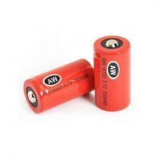 Аккумулятор AW IMR 18350 B 700 мАч