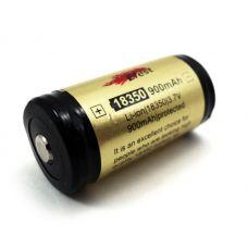 Аккумулятор Efest 18350 B 900 мАч Li-Ion защищенный