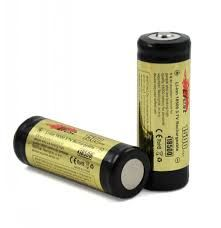 Аккумулятор Efest 18500 B v2 1500 мАч Li-Ion Защищенный