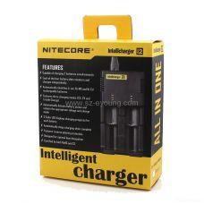 Зарядное устройство Nitecore Sysmax Intellicharger i2 v2