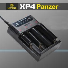Универсальное профессиональное зарядное устройство XTAR XP4