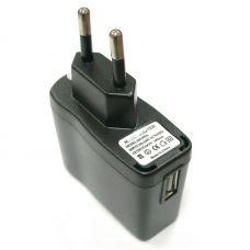 Зарядное устройство Адаптер 220В - USB 5В 2A (Euro)