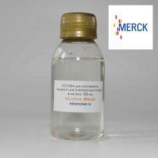 Основа (Никотин Merck) для приготовления жидкости для электронной сигареты 100 мл