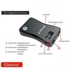 Варивольт - Вариватт Groove VW  3800 мАч набор